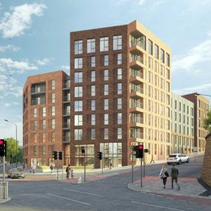 Grand Central, Sheffield Development