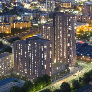 Regent Plaza Property Investment in Manchester